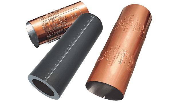Flatbed Copper Die
