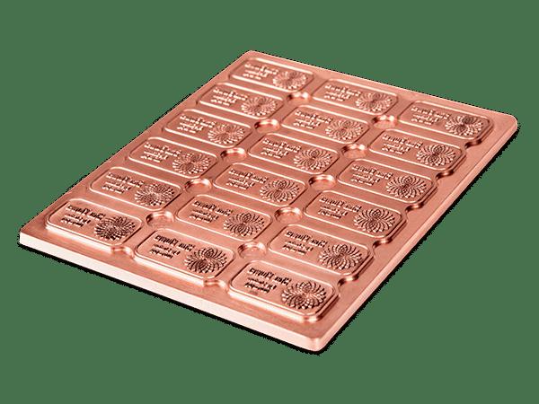 copper plate | Sheet Fed Dies | Universal Engraving