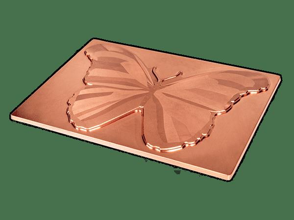 copper | Sheet Fed Dies | Universal Engraving