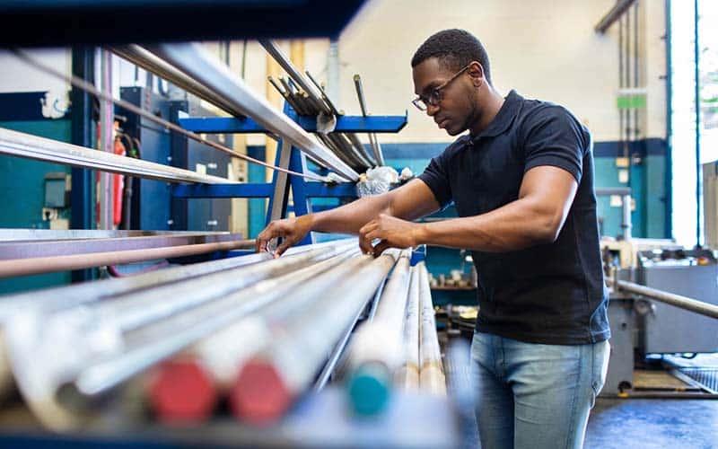 factory worker   Careers New   Universal Engraving